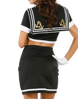 Forplay-Womens-Heart-Of-The-Sea-Adult-Sized-Costumes-Black-SmallMedium-0-2