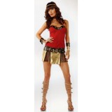 Forplay-Womens-Ready-For-War-Sexy-Warrior-Costume-Set-Red-LargeX-Large-0