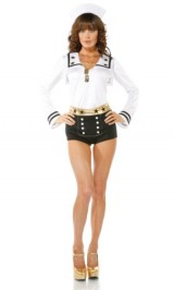 Forplay-Womens-Sailors-Dream-Adult-Sized-Costumes-Blue-SmallMedium-0-0
