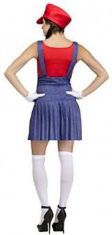 Fun-World-Costumes-Womens-Pretty-Plumber-Adult-Costume-RedBlue-SmallMedium-0-1