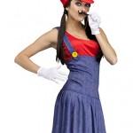 Fun-World-Costumes-Womens-Pretty-Plumber-Adult-Costume-RedBlue-SmallMedium-0