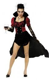 Funworld-Womens-Sexy-Vampire-Scary-Vampiressa-Theme-Fancy-Halloween-Costume-Large-12-14-0