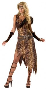 In-Character-Lady-Barbarian-Jungle-Dress-Sexy-Halloween-Costume-L-0-0