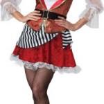 InCharacter-Costumes-Womens-Pretty-Pirate-RedWhite-X-Large-0