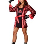 Knock-Out-Boxer-Costume-Sexy-Robe-and-Workout-Clothes-Womens-Theatrical-Costume-Sizes-Medium-0