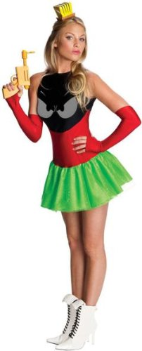 Marvin-The-Martian-Sexy-Costume-Womens-X-Small-0