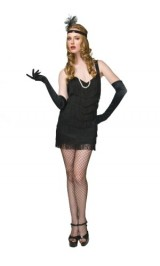 Mystery-House-Womens-FlapperBlackLarge-0