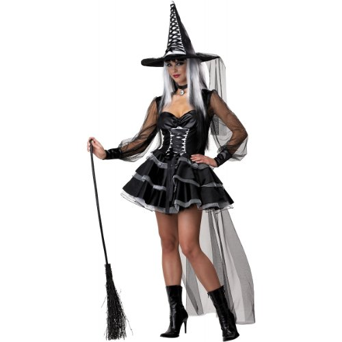 Mystic-Witch-Costume-Small-Dress-Size-6-8-0