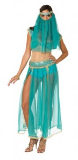 Rubies-Costume-Deluxe-Harem-Princess-With-Bodysuit-Blue-Standard-Costume-0