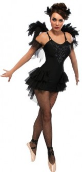 Rubies-Costume-Swan-Dress-With-Wings-Headpiece-and-Sleevelettes-Black-Small-0