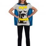 Rubies-Womens-Dc-Comics-Batgirl-Dark-Knight-Cowl-Mask-Sexy-Halloween-Costume-X-Large-14-16-0