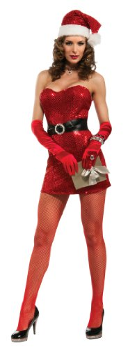 Secret-Wishes-Christmas-Collection-Sexy-Miss-5th-Avenue-Santa-Costume-Red-Small-0