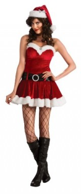Secret-Wishes-Christmas-Collection-Sexy-Ms-Santa-In-Training-Costume-Red-Large-0