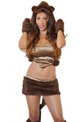 Sexitu-Sexy-Little-Brown-Monkey-Costume-Small-0-0