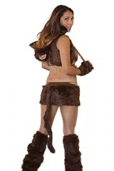 Sexitu-Sexy-Little-Brown-Monkey-Costume-Small-0-1