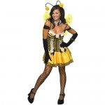 Sexy-Adult-Honey-Bee-Costume-sz-Small-0