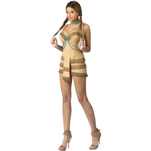 Sexy-Native-American-Costume-SmallMedium-Dress-Size-2-8-0