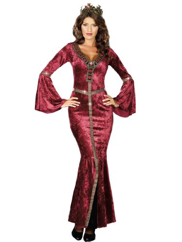 Sexy-Renaissance-Costume-Dress-Medieval-Crushed-Velvet-Women-Theatrical-Costume-Sizes-Medium-0
