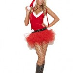 Sexy-Womens-Santas-Sweetie-Holiday-Adult-Roleplay-Costume-X-large-Red-0