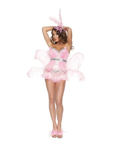 Starline-Flamingo-Costume-Pink-Large-0