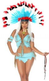 Tomahawk-Hottie-Sexy-Costume-by-Forplay-Baby-Blue-XSS-0