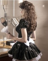 Women-Short-Sleeve-Halloween-Cosplay-Maid-Costumes-Dress-Flouncing-Game-Uniforms-Plus-Size-0-1