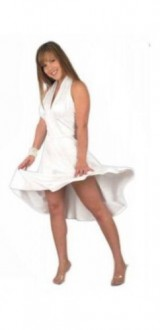 Women-X-Large-14-16-Sexy-Marilyn-Costume-Dress-0