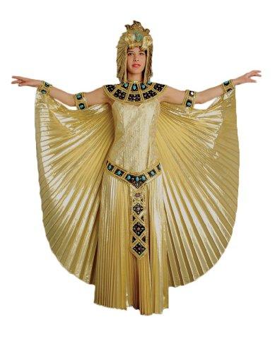 Womens-Cleopatra-Dress-Theater-Costume-Medium-Gold-0