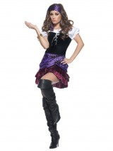 Womens-Gypsy-Costume-Sexy-Fortune-Teller-Costume-Peasant-Gypsy-Sizes-Small-0