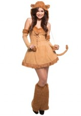 Womens-Sexy-Lion-Costume-Large-0