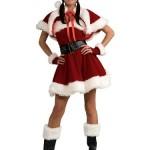 Womens-Velvet-Sexy-Miss-Santa-Costume-0