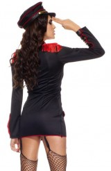 Womens-XLG-14-Sexy-Marine-Honey-Costume-0-0